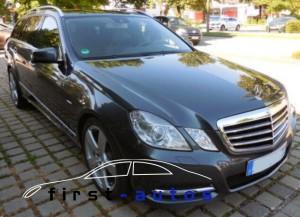Mercedes-Kombi